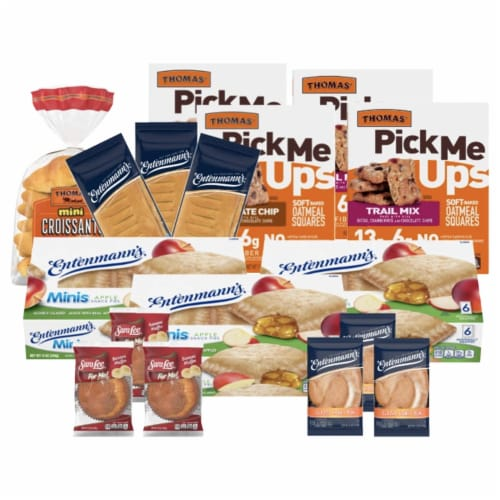 Entenmann's Coffee Pairings Variety Bundle - Family Pack Perspective: front