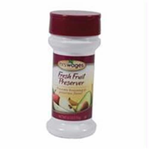 Mrs. Wages Fresh Fruit Preserver 6 oz. 1 pk - Case Of: 12; Each Pack Qty: 1; Perspective: front
