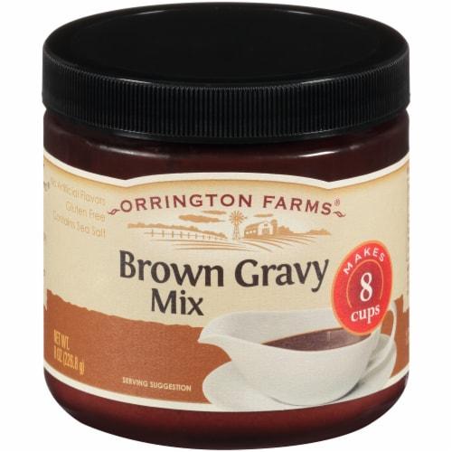 Orrington Farms Brown Gravy Mix Perspective: front