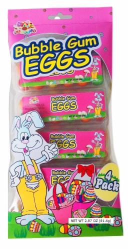 Albert's Bubble Gum Eggs Perspective: front