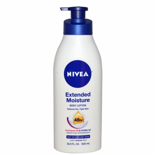 Nivea Intense Healing Body Lotion Perspective: front