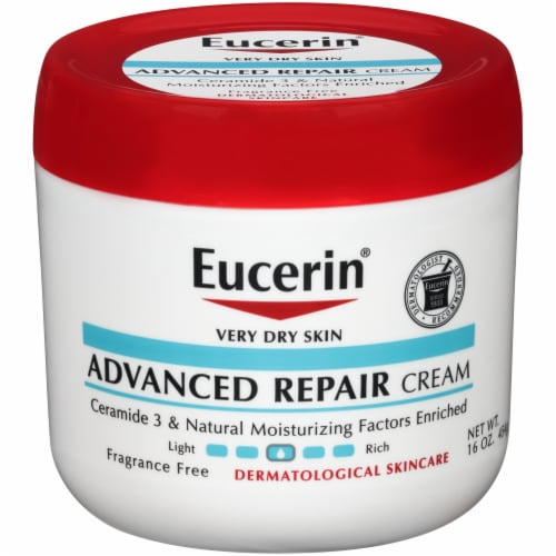 Eucerin Advanced Repair Cream Perspective: front