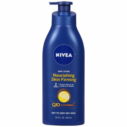 Nivea Nourishing Skin Firming Body Lotion Perspective: front