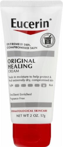 Eucerin Original Healing Cream Perspective: front