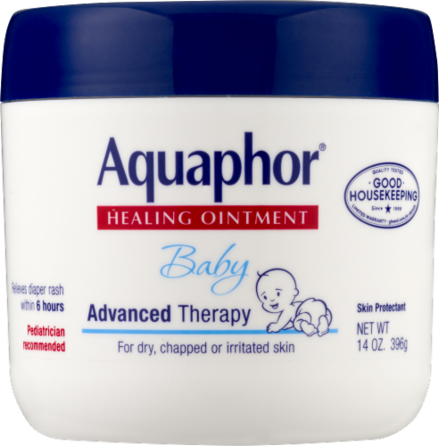 Aquaphor Baby Healing Ointment Perspective: front