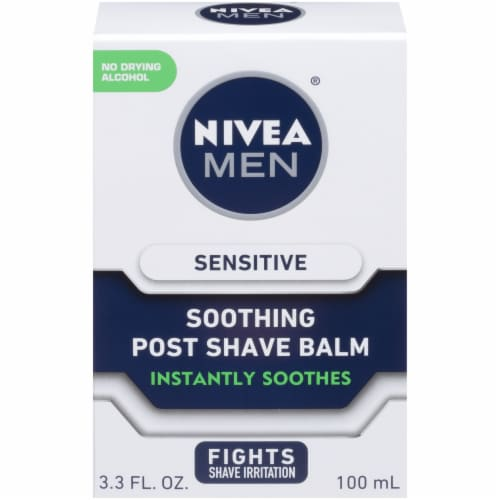 Nivea Men Sensitive Post Shave Balm Perspective: front