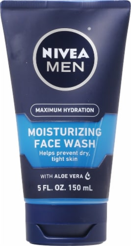 Nivea For Men Maximum Hydration Moisturizing Face Wash Perspective: front