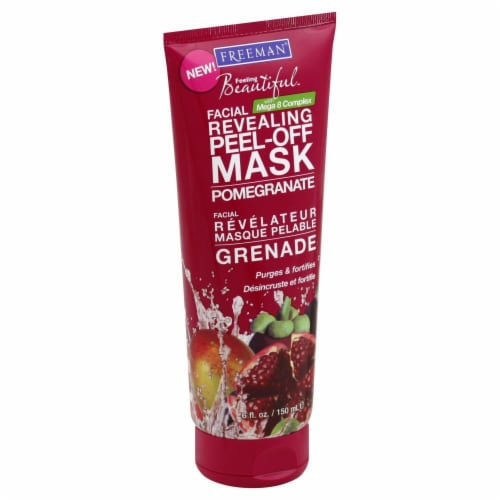 Freeman Superfruit Face Mask Perspective: front