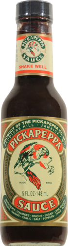 Pickapeppa Sauce Perspective: front