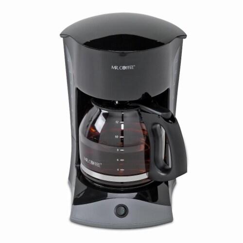 King Soopers Mr Coffee Sk Series 12 Cup Coffee Maker Black