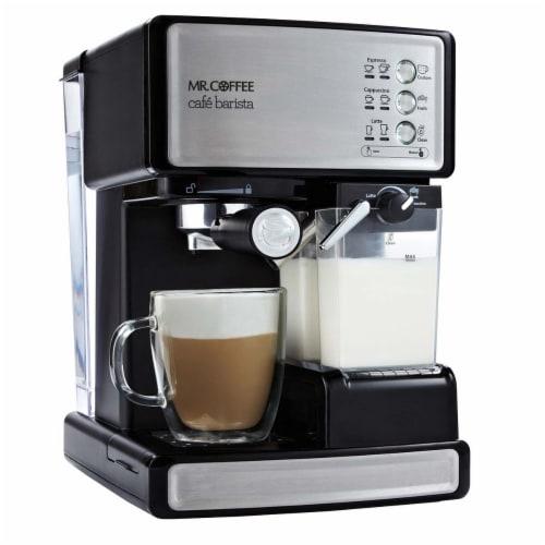 Mr. Coffee® Cafe Barista Espresso Maker Perspective: front