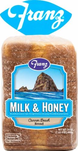 Franz Cannon Beach Milk & Honey Bread Perspective: front