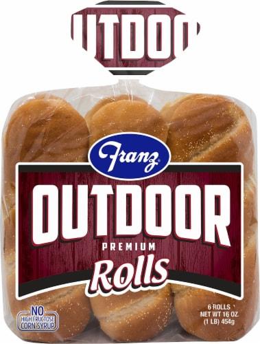 Franz Outdoor Premium Rolls Perspective: front
