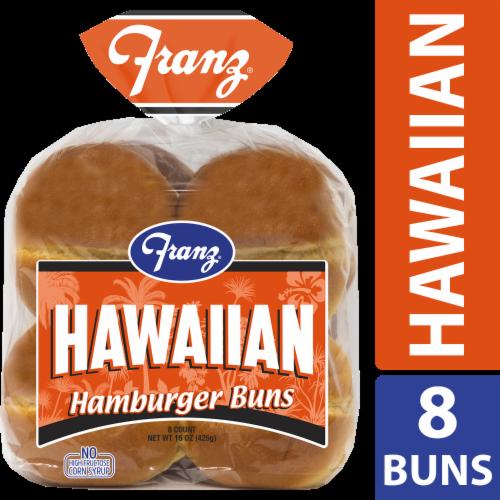 Franz Hawaiian Buns Perspective: front