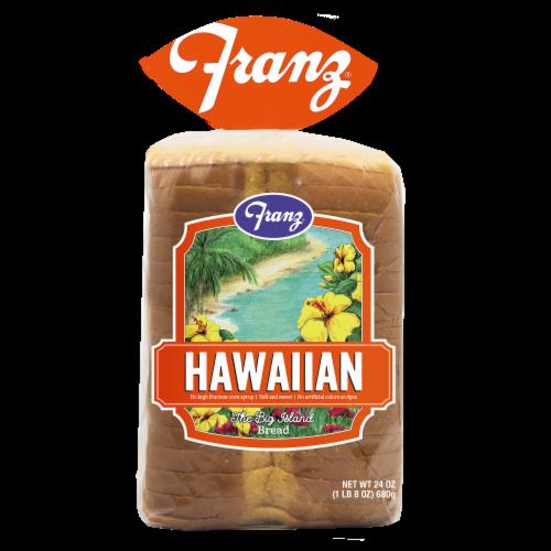 Franz Hawaiian Bread Perspective: front