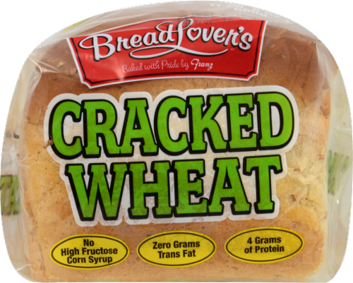 Bread Lover's™ Homestyle Cracked Wheat Bread Perspective: front