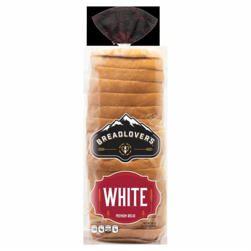 Bread Lover's White Bread Perspective: front
