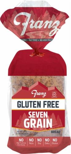 Franz Gluten Free Seven Grain Bread Perspective: front
