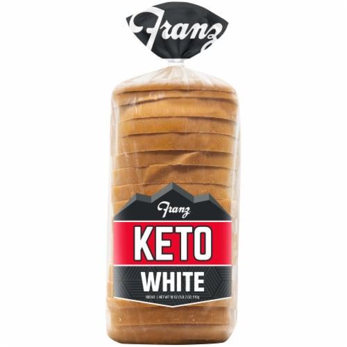 Franz Keto White Bread Perspective: front