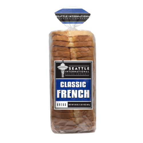 Seattle International Classic French Bread Perspective: front