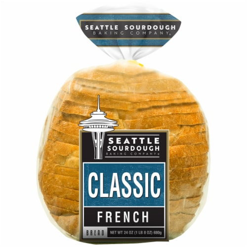 Seattle Sourdough Baking Co. Classic French Bread Perspective: front
