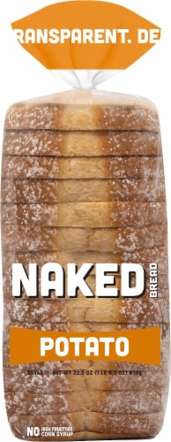 Naked Bread® Potato Sandwich Bread Perspective: front