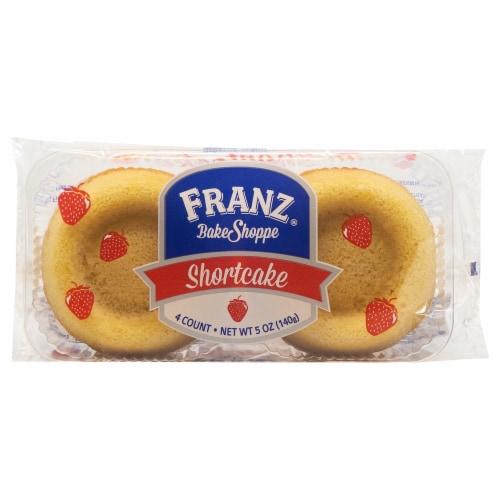 Franz Bake Shoppe Shortcakes Perspective: front