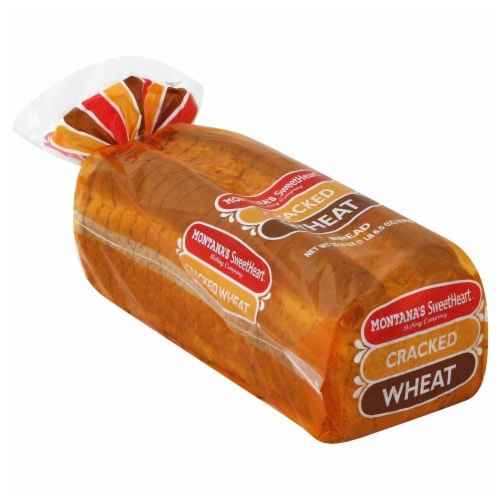 Montana's Sweetheart® Cracked Wheat Bread Perspective: front
