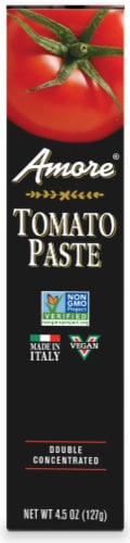 Amore® Tomato Paste Perspective: front