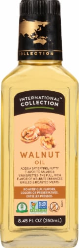 International Collection Walnut Oil Perspective: front