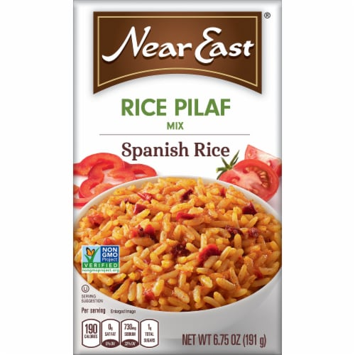 Near East Spanish Rice Pilaf Mix Perspective: front