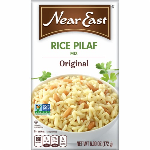 Near East Original Rice Pilaf Mix Perspective: front