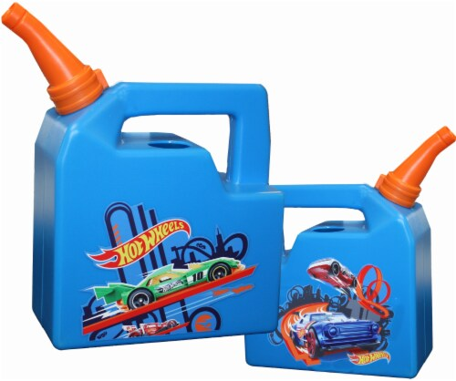 Midwest Quality Gloves Hot Wheels® Watering Can - Blue Perspective: front