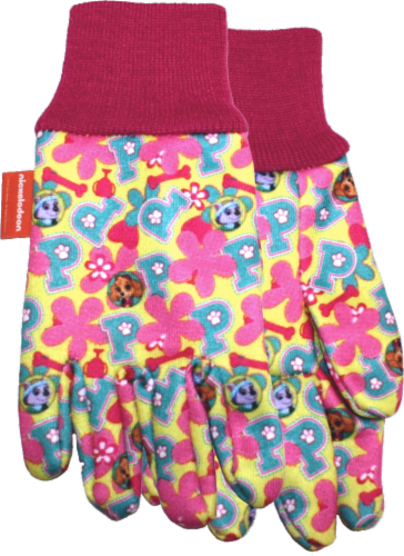 Midwest Quality Gloves PAW Patrol Kids' Jersey Gloves Perspective: front