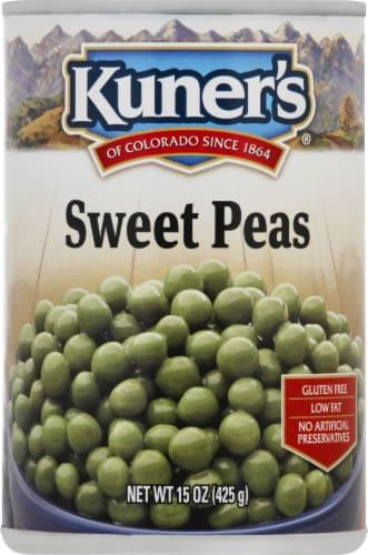 Kuner's Sweet Peas Perspective: front
