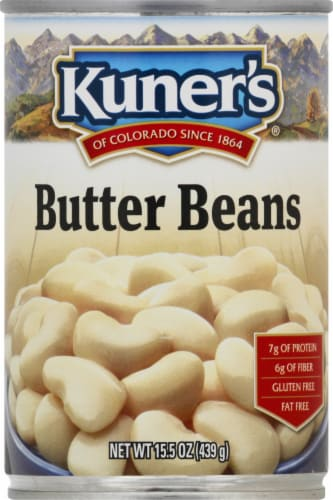 Kuner's Butter Beans Perspective: front