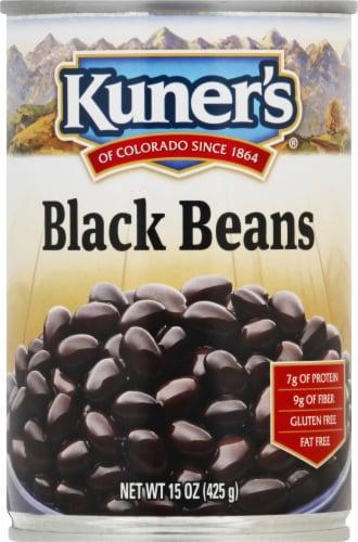 Kuner's Black Beans Perspective: front