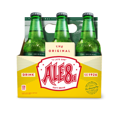 Ale-8-One The Original Perspective: front