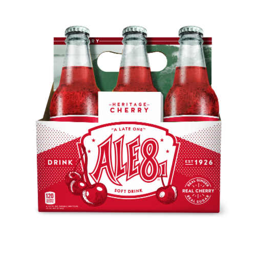Ale-8-One Cherry Perspective: front
