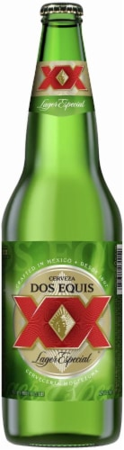 Don Equis XX Lager Especial Perspective: front