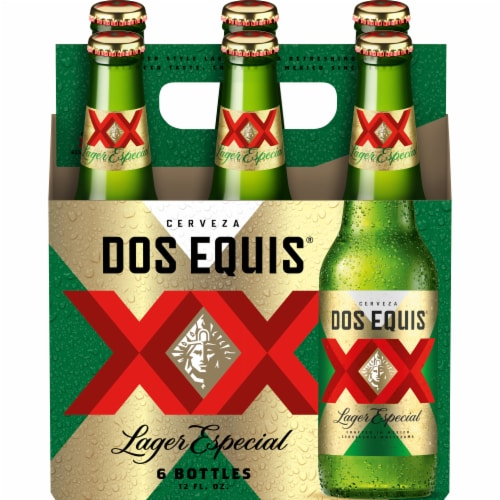 Dos Equis XX Especial Lager Perspective: front