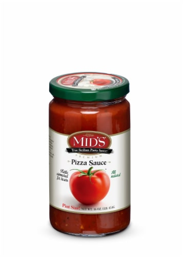 Mid's Pizza Sauce Perspective: front