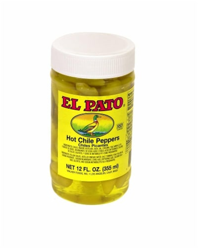 El Pato Hot Chile Peppers Perspective: front