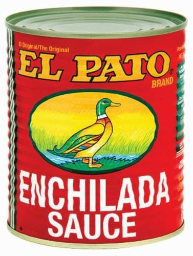 Elpato Enchilada Sauce Perspective: front