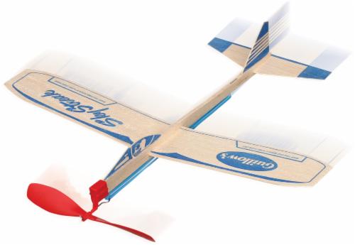 Toysmith Balsa Wood Sky Streak Glider Perspective: front