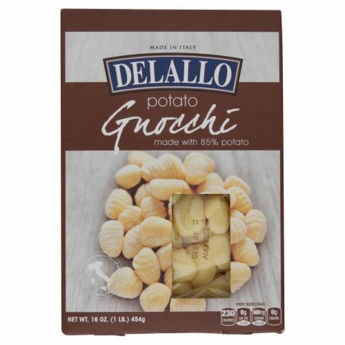 DeLallo Potato Gnocchi Perspective: front