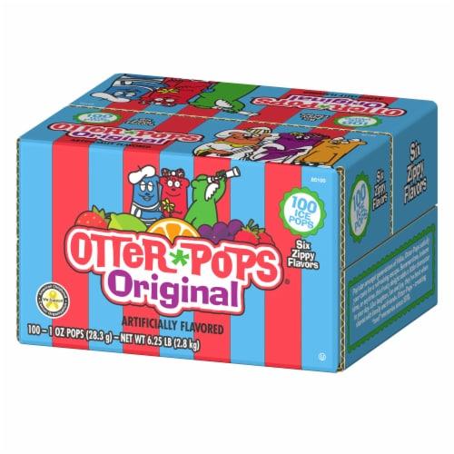 Otter Pops Original Ice Pops Perspective: front