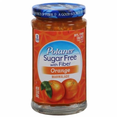 Polaner Sugar Free Orange Marmalade Perspective: front