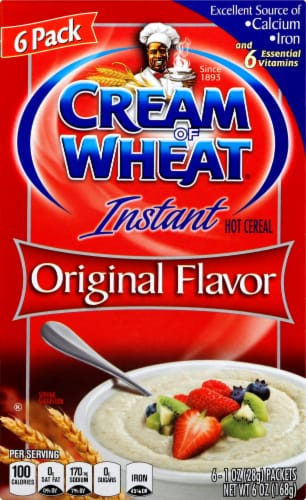 Cream of Wheat Original Instant Hot Cereal Perspective: front
