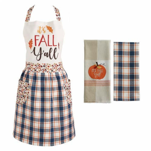 Design Imports KCOS11487 Its Fall Y All Baking Set Perspective: front